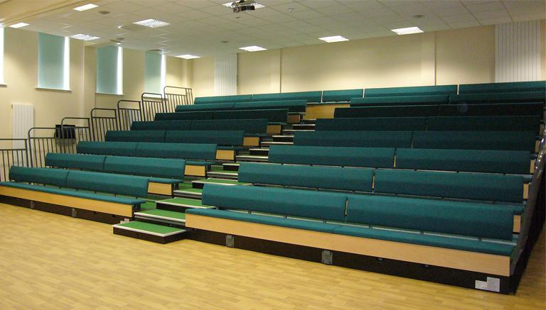 Pleasing Seating Case Studies Audience Systems Gmtry Best Dining Table And Chair Ideas Images Gmtryco