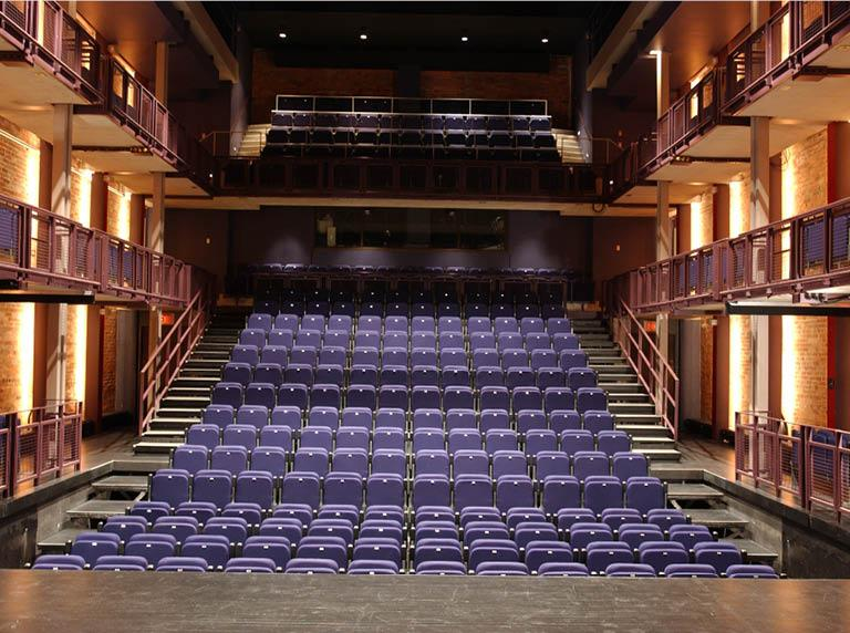 Harbourfront Centre Theatre Flexible Seating And Staging