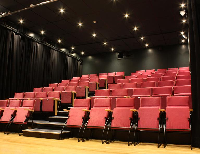 Strode Theatre Auditorium Chairs Audience Systems