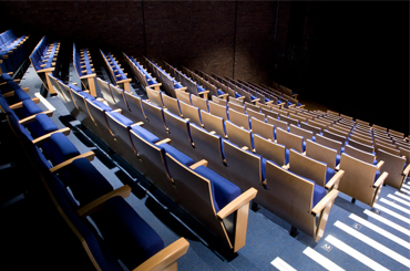 Seating For Theatres Auditoria And Studios Audience Systems