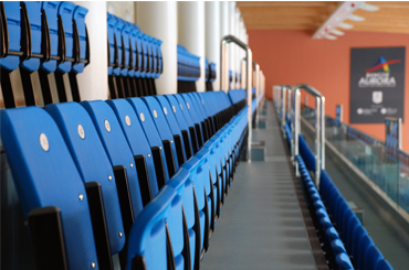 Seating For Sports Venues Audience Systems